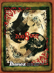 2008 Asia GIO catalog front-cover