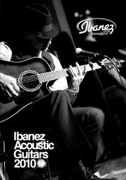 2010 USA acoustics catalog front-cover