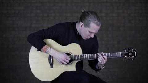 Cim Frode - Tides - Ibanez Acoustic AE900