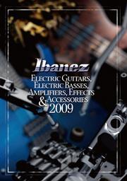 2009 Europe catalog cover