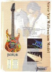 2000 Millennium leaflet p1
