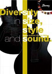 2008 EU acoustic catalog front-cover