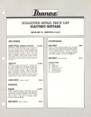 1987 USA price list p1