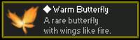 Warm Butterfly