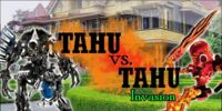 Tahu vs. Tahu: Invasion