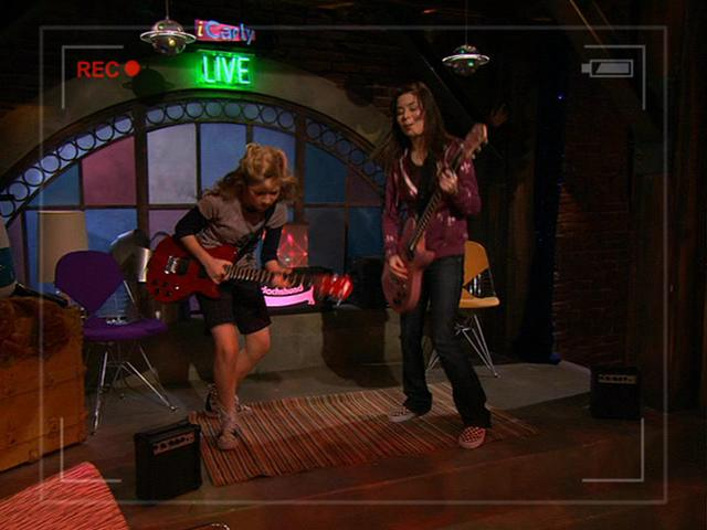 Arquivo:Carly and Sam Can't Rock.JPG