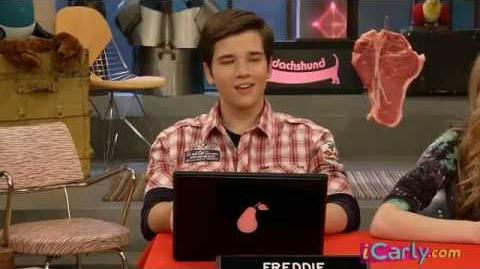 ICarly iHave A Question - Weird And Random