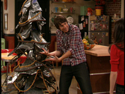 Spencer's Junkyard Christmas Tree