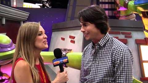 "Jerry Trainor Talks Jimmy Fallon on ""iShock America"""