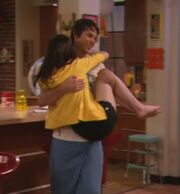Spencer Carrying Carly