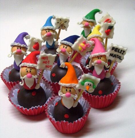 File:Santa - truffles - chocolate fondant.jpg