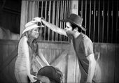 Seddie Hannah Montana Black and White