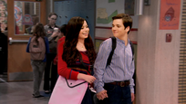 Holding Hands in the Hallway By CreddieCupcake