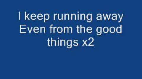 Running away by AM-1
