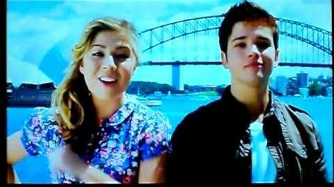 Jennette and Nathan 'Best Frenemies' - iDate Sam and Freddie (After)