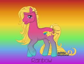 Toadetterocks Pony