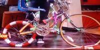 Spencer Shays Junk Bike