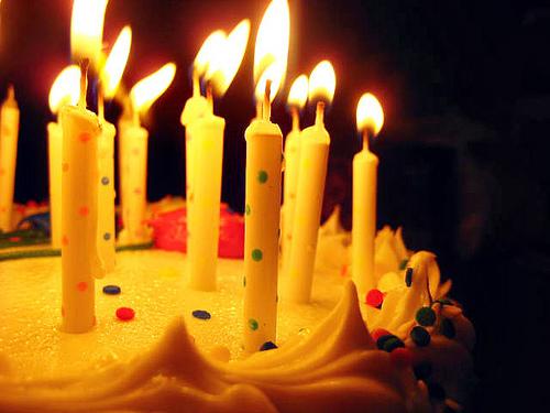File:Birthday Cake - Candles.jpg