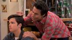 Fencer Spencer teases Freddie mushrooms ism