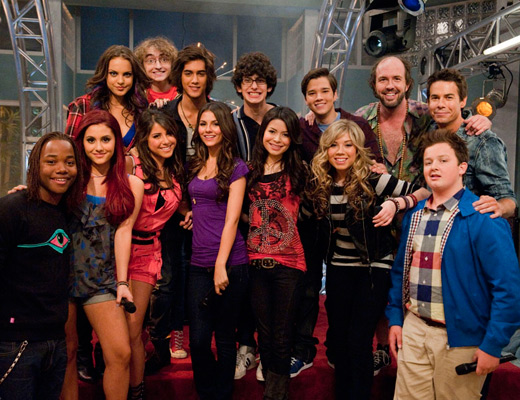 Image - Iparty-with-victorious-cast.jpg | iCarly Wiki