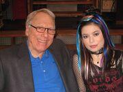 Granddad and carly