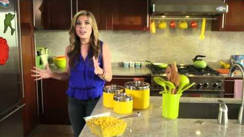 Jennette McCurdy Gets Wacky with Birds Eye Veggies