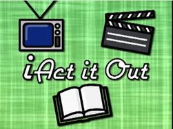 IAct it Out Title Card