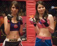 Shelby Marx vs Carly