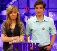 Seddie Purple