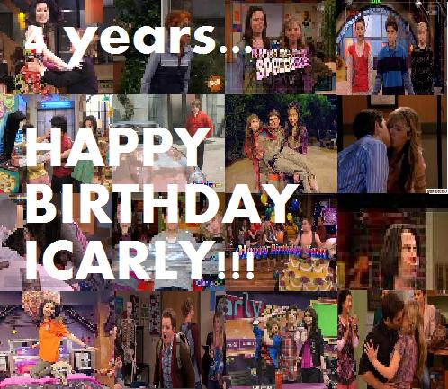ICarly4years