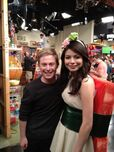 Carly and nevel