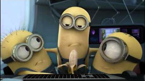 Despicable Me Mini Movie BANANA SaveYouTube com