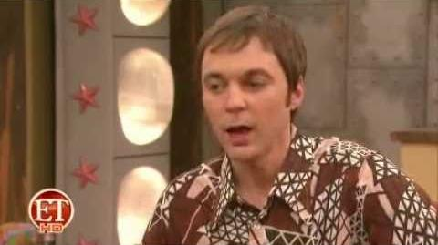 Jim Parsons Makes a 'Bang' on 'iCarly' - ET Online - June 8th 2011
