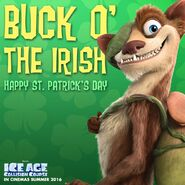 Buck-Irish