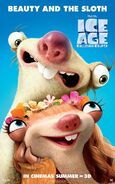Ice Age Collision Course Character Posters 02