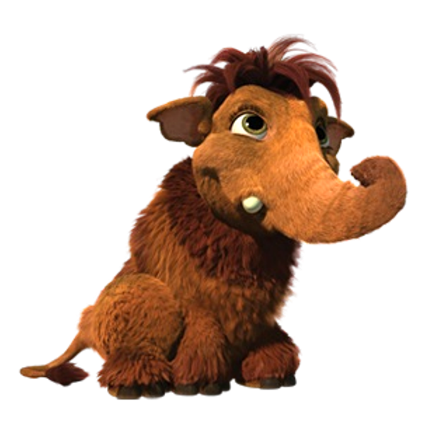 ice age 4 characters peaches - photo #32