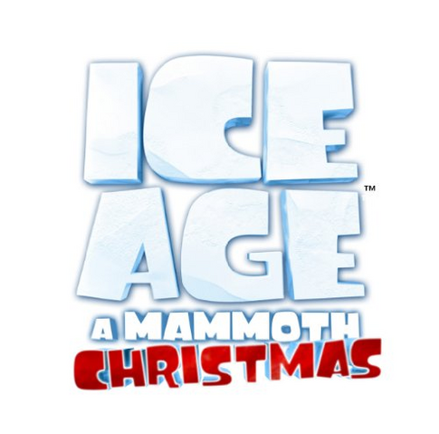 File:Ice Age A Mammoth Christmas Logo.png
