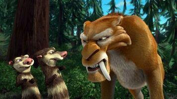 Crash Eddie and Diego