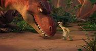 Momma dinosaur