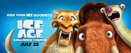 Ice Age Collision Course Poster 1
