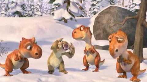 ICE AGE DAWN OF THE DINOSAURS CLIP 2
