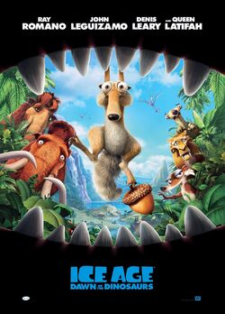 IceAge3 Poster