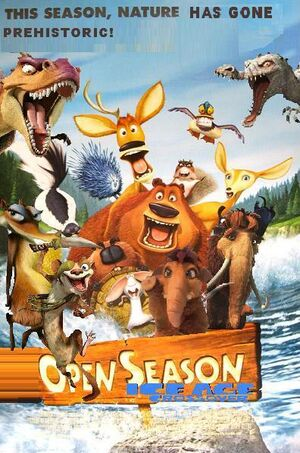 Open Season-Ice Age crossover