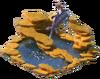 Clean wave jump