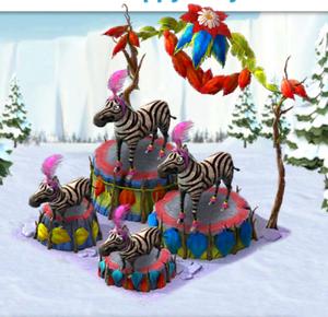 Circ zebra full fam