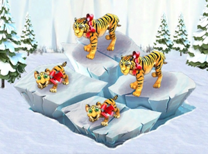 Complete val tiger