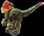 Larger rattlersaur