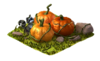 Pumpkin Peekaboo