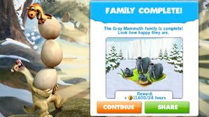 Gray Mammoth