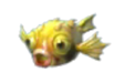 Yellowspikyfish